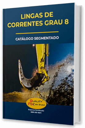 Quality Fix - Lingas de Corrente Grau 8