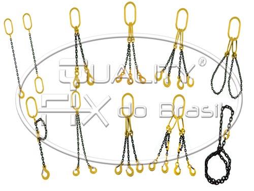 Lingas de corrente Grau 8