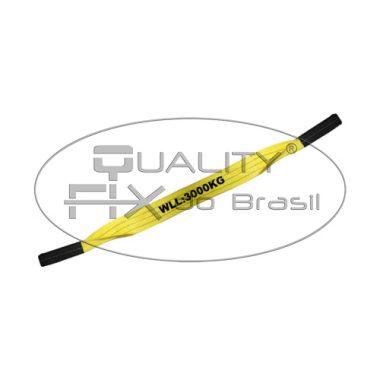 Cinta de Elevação Sling Duplo 90mm - Quality Fix