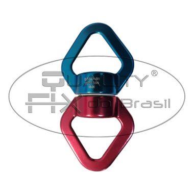 Destorcedor Giratório para Corda - Quality Fix