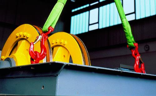 Fator de Segurança das Peças para Movimentação e Elevação de Cargas - Quality Fix