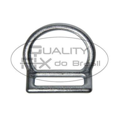 Meia Argola Lateral Circular e Corpo Angular - Quality Fix