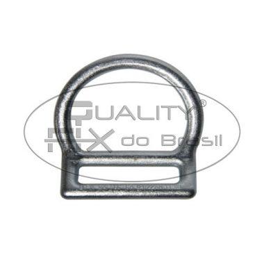 Meia Argola Lateral Circular e Corpo Plano - Quality Fix
