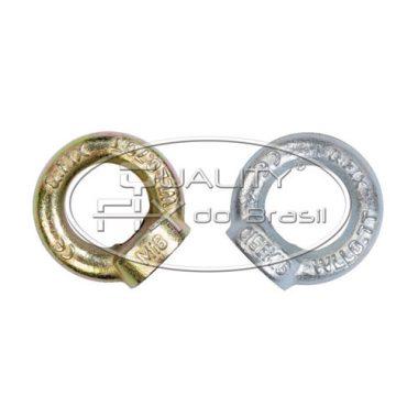 Olhais de Suspensão Tipo Porca Rosca Métrica e Polegada - Quality Fix