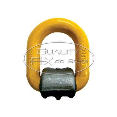 Olhal de Suspensão D com Base Soldável - Quality Fix