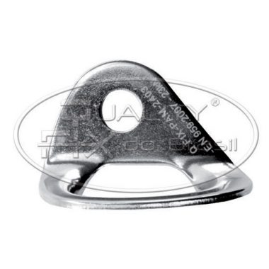 Plaqueta de Amarração Inox - Quality Fix